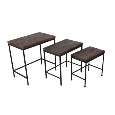 Downes 3 Piece Nesting Tables