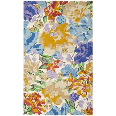 Multi Floral Area Rug Rug Size: 8 x 10