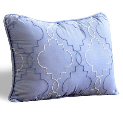 Brenda Cotton Boudoir/Breakfast Pillow