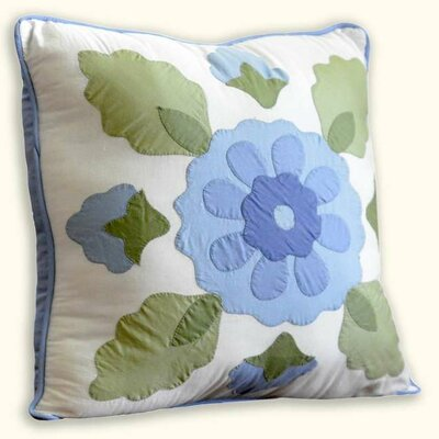 Brenda Cotton Throw Pillow