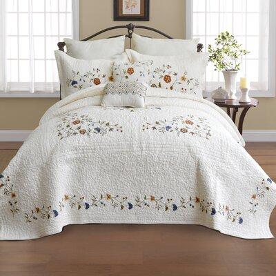 Alice Bedspread Size: Twin