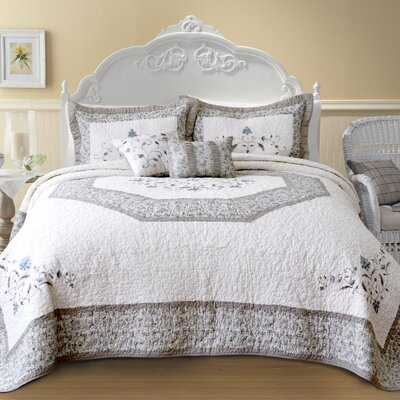 Agnes Bedspread Size: Full