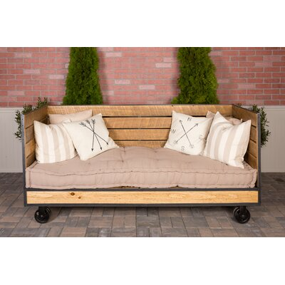 Industrial Farm Sofa