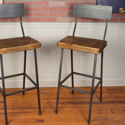 Industrial Farm 36 Bar Stool
