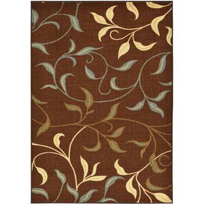 Galesburg Chocolate Area Rug