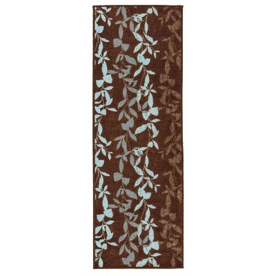 Prestige Brown Area Rug Rug Size: Runner 27 x 910