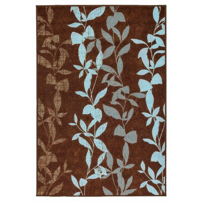 Prestige Brown Area Rug Rug Size: 33 x 5