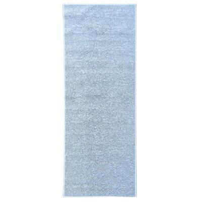 Escalier Grey Contemporary Solid Design Stair Tread Size: 8.5 x 22.5