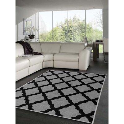 Staunton Dark Gray Area Rug Rug Size: 18 x 411