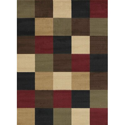 Royal Boxes Area Rug Rug Size: 53 x 7