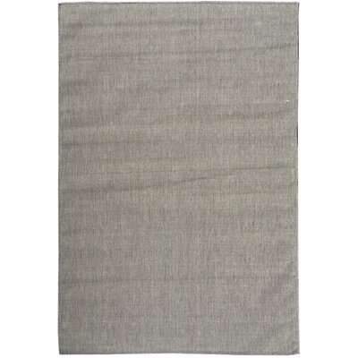 Freda Mocha Indoor/Outdoor Area Rug Rug Size: 53 x 73
