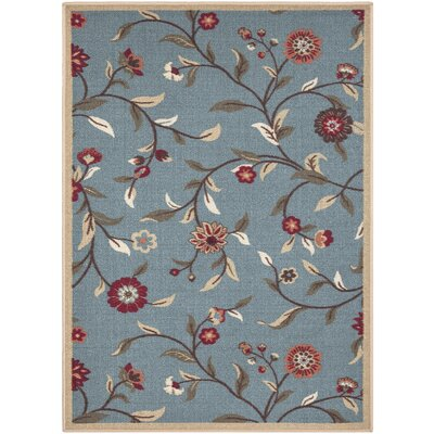 Bunyard Indoor/Outdoor Area Rug Rug Size: 28 x 41