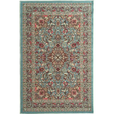 Ryan Sage Green Area Rug Rug Size: 82 x 910