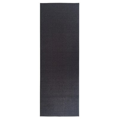 Black Indoor Area Rug