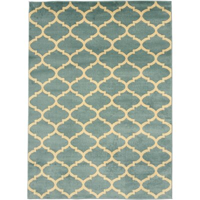 Royal Sage Green Area Rug Rug Size: 710 x 910