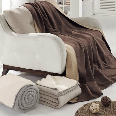 Fleece Blanket Size: 80 W x 90 L