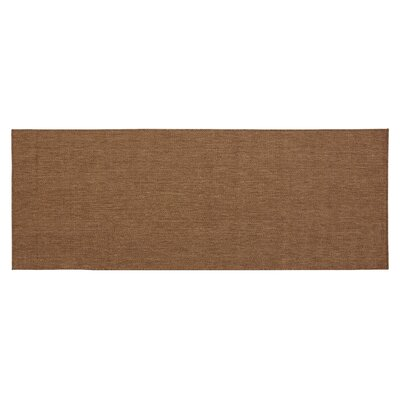 Chapman Dark Brown Indoor/Outdoor Area Rug