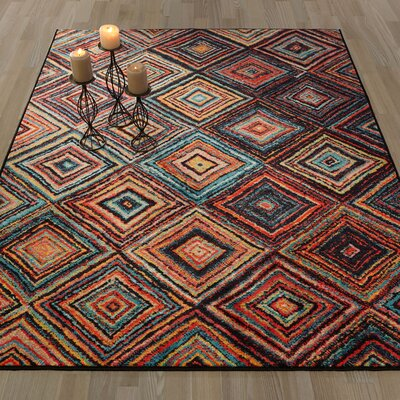 Authentic Area Rug Rug Size: 33 x 411