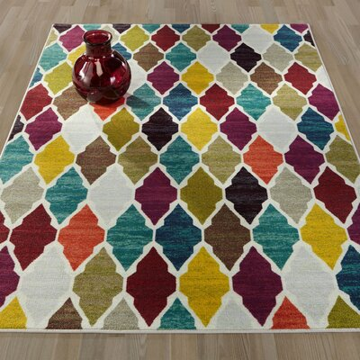 Authentic Area Rug Rug Size: 82 x 910