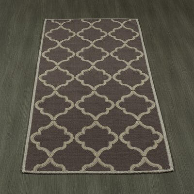 Bersum Nature Cotton Brown Area Rug Rug Size: Runner 18 x 411