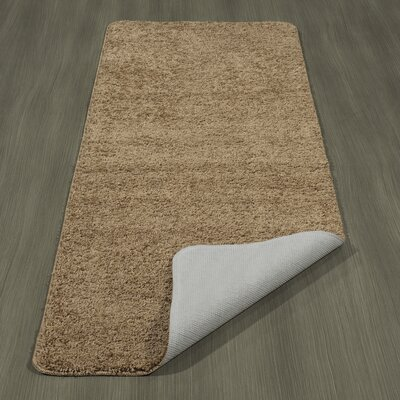 Luxury Camel Area Rug Rug Size: Rectangle 5 x 7