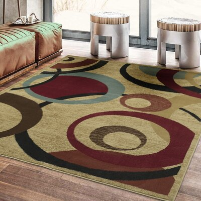 Royal Area Rug Rug Size: Rectangle 53 x 7