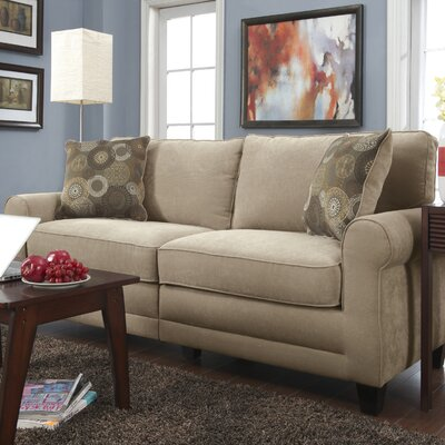 CR43531PB XSQ1694 Serta at Home RTA Copenhagen Loveseat