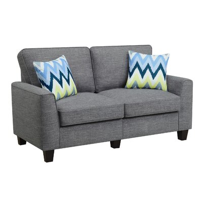 CR46230P SERT1068 Serta at Home RTA Astoria 61″ Loveseat