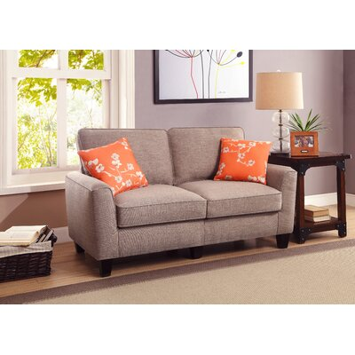 CR46231P SERT1071 Serta at Home RTA Astoria 61″ Loveseat