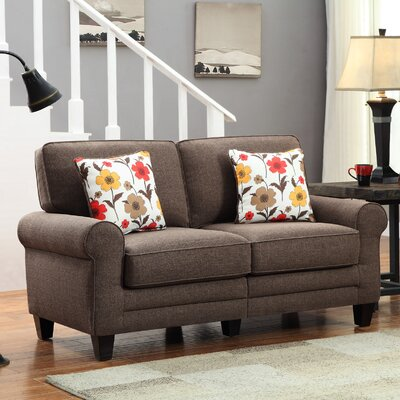 CR46217PB SERT1056 Serta at Home RTA Copenhagen 61″ Loveseat