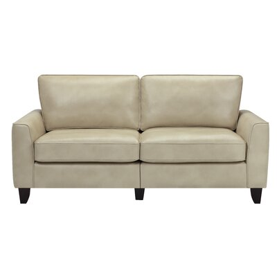 Serta� RTA Astoria 73 Sofa Upholstery: Cannoli Cream