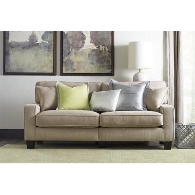 Palisades 73 Sofa Upholstery: Silica Sand