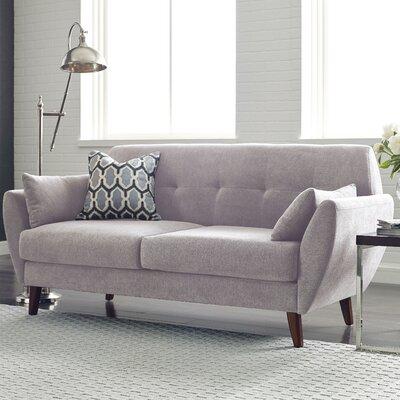 Artesia Loveseat Upholstery: Ivory