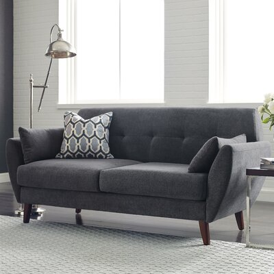 Artesia Sofa Upholstery: Slate Gray