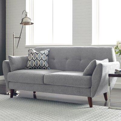 Artesia Sofa Color: Smokey Gray