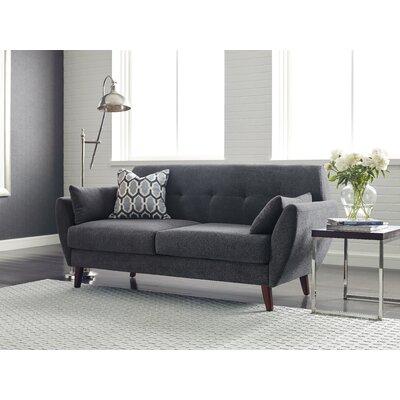Artesia Loveseat Upholstery: Slate Gray