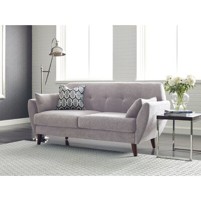 Artesia Sofa Upholstery: Ivory