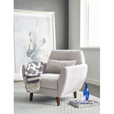 Artesia Armchair Upholstery: Ivory