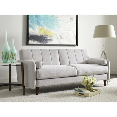 Savanna Loveseat Upholstery: Ivory
