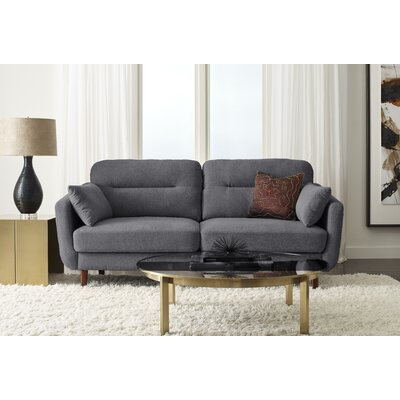 Sierra Sofa Color: Slate Gray