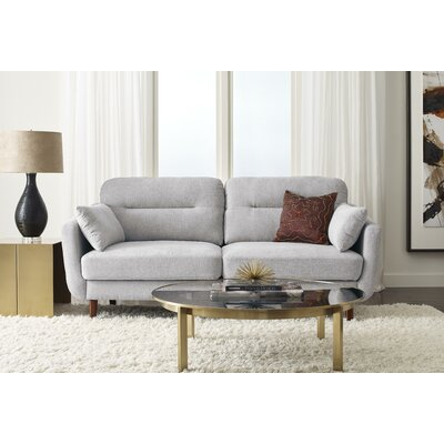 Sierra Sofa Color: Smoke Gray
