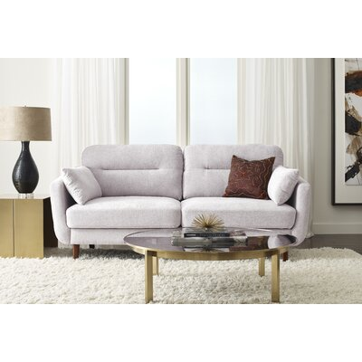 Sierra Sofa Color: Ivory