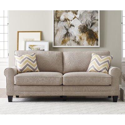Copenhagen Sofa Upholstery: Stoneware Beige