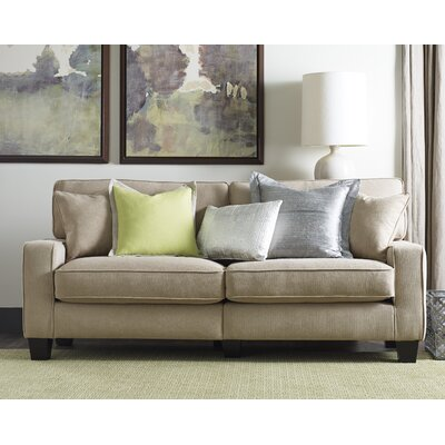 Serta� RTA Palisades 78 Sofa Upholstery: Kingston Sand