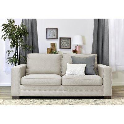 Hemsley Sofa Upholstery: Pewter