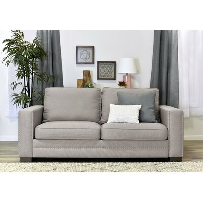 Hemsley Sofa Upholstery: Mushroom