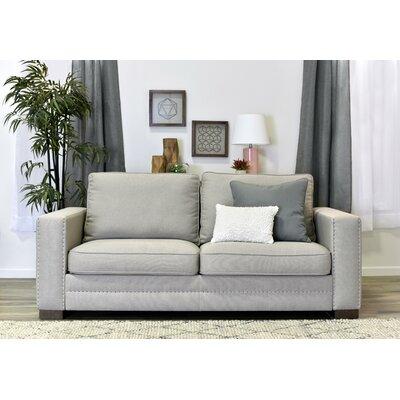 Hemsley Sofa Upholstery: Beige