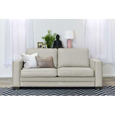 Serta Upholstery Mason Sofa Upholstery: Ivory