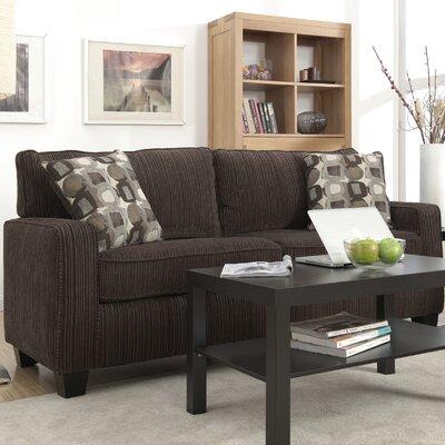 Palisades 73 Sofa Upholstery: Riverfront Brown