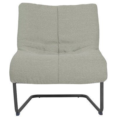 Alex Lounge Chair Upholstery: Taupe